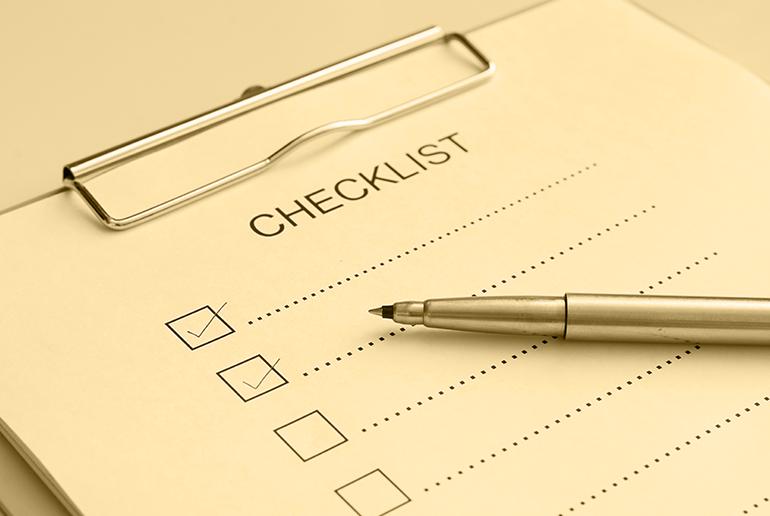 taxes-checklist